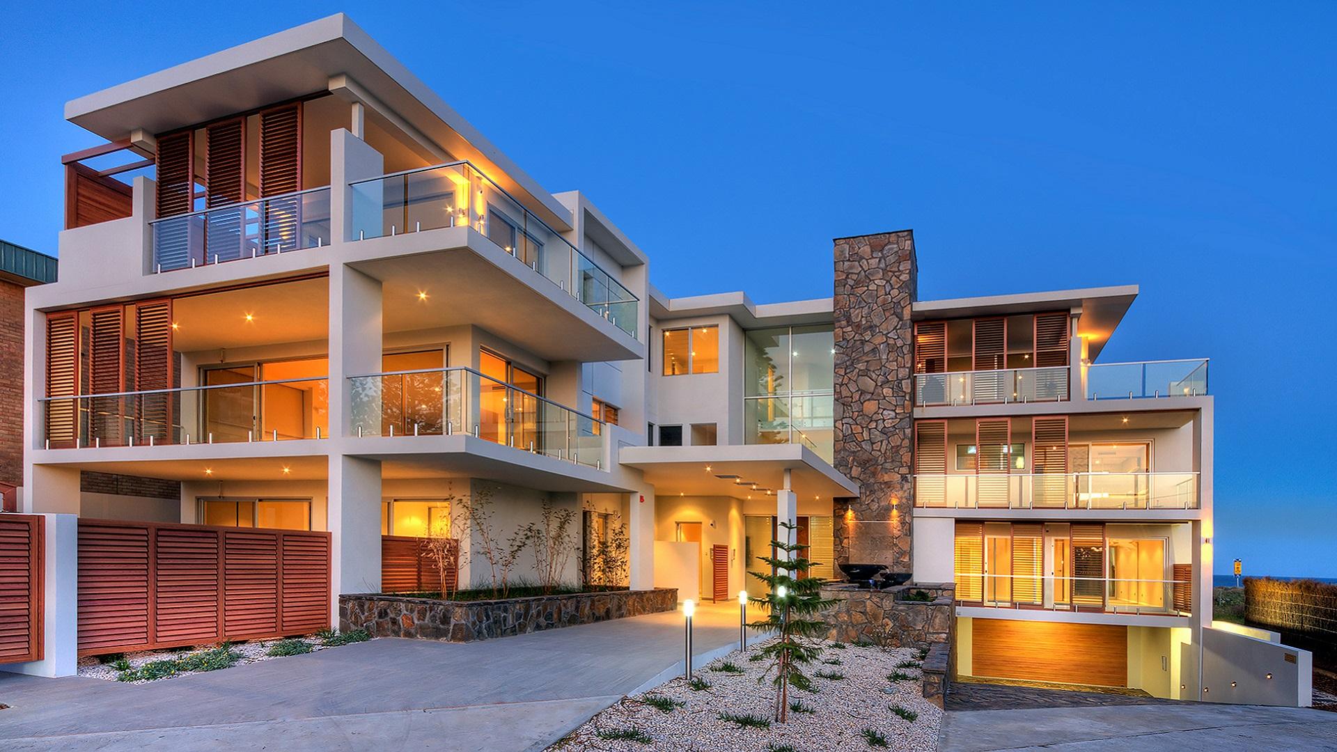 Slater Architects Townhouse Design