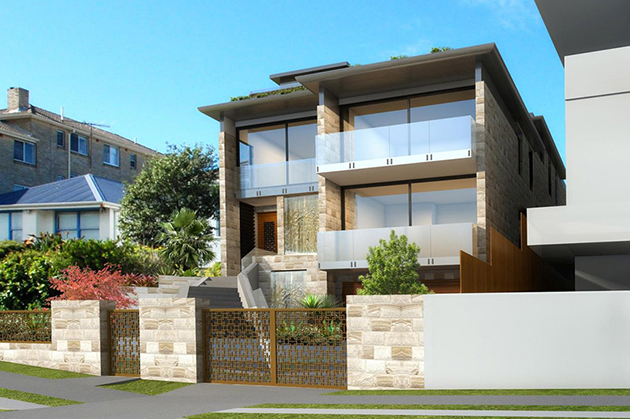 Eastern Suburbs property that was renovated