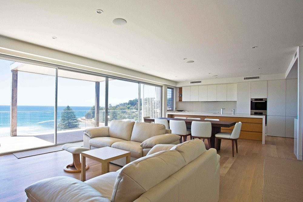 Avoca Beach Architectually Designed Waterview House 003
