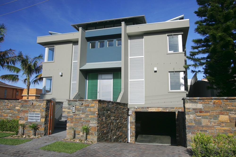 Slater Architects Calais Apartments 001