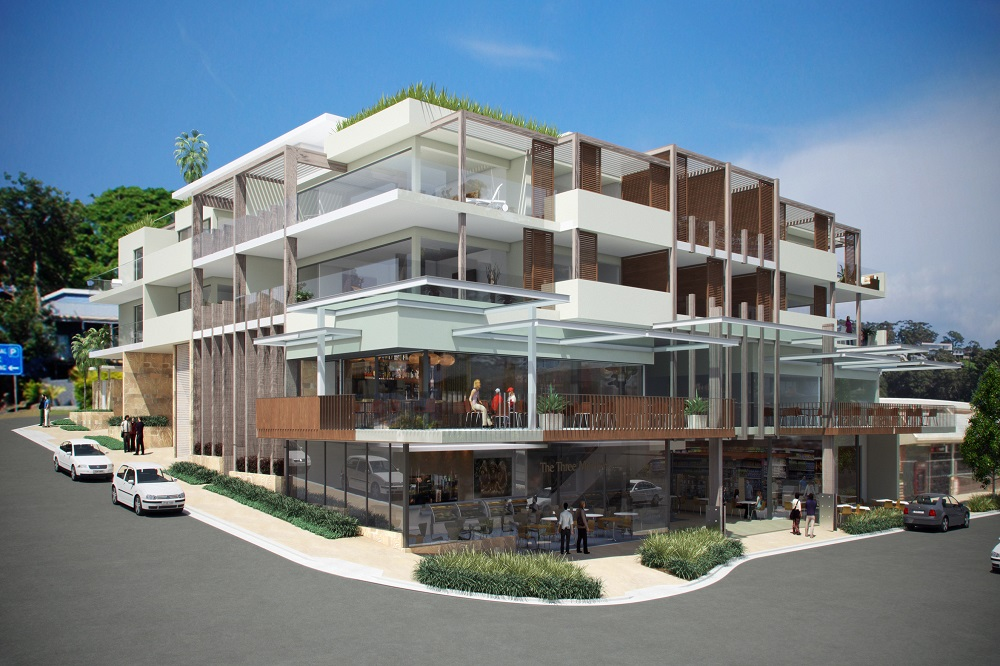 Corner NSW Architect Designed Apartments 001