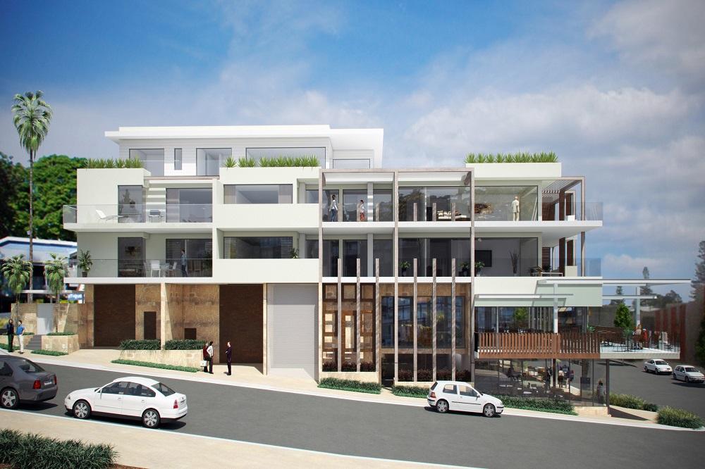 Corner NSW Architect Designed Apartments 002