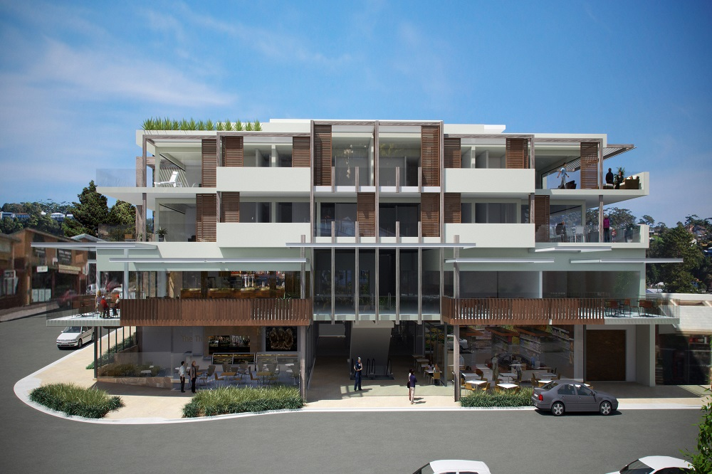 Corner NSW Architect Designed Apartments 003