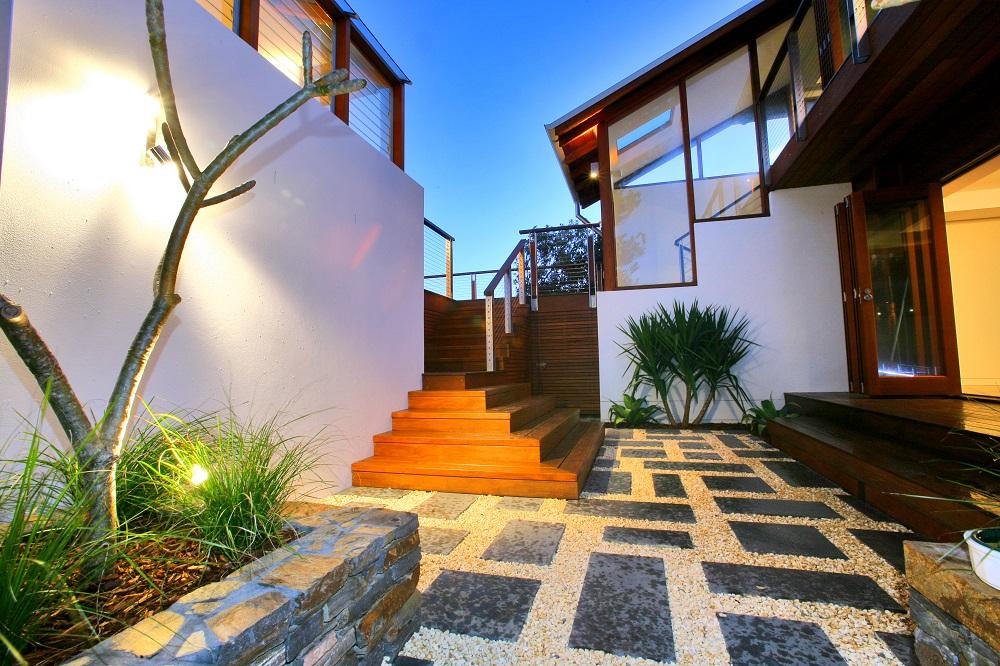 Architect Designed Coast House at North Avoca 003