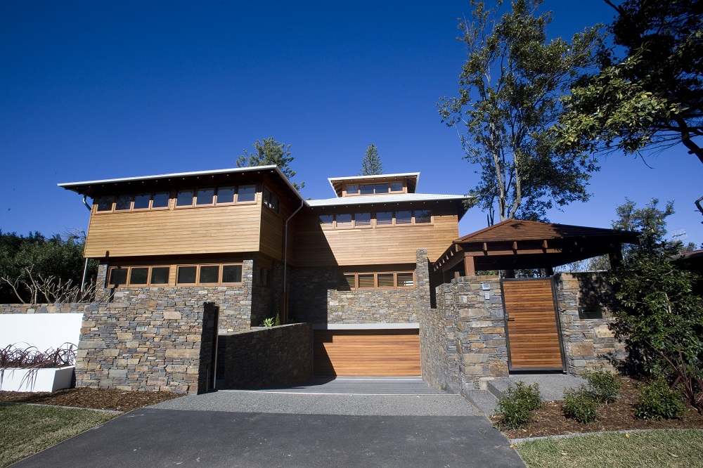 Architect Designed Coast House at North Avoca 006