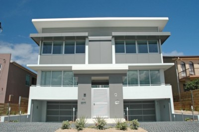 North Entrance Residential Beachfront Apartments 002