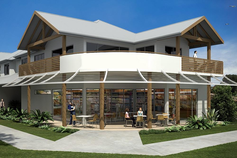 Mixed Use development, North Coast NSW 001