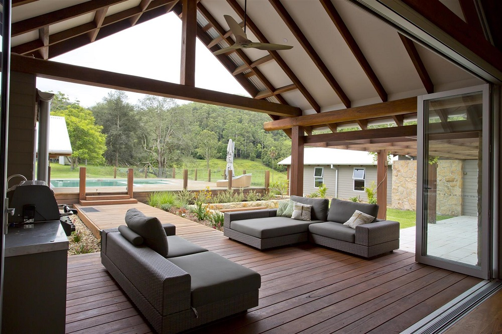 Architectural Renovation Ourimbah Palm Grove House 005