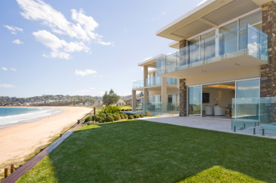 Slater Architects, Beach House, Architect designed house, Houzz award winning house, waterfront