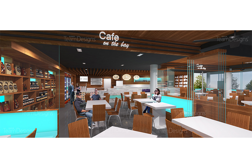 Architect Designed Nelson Bay Cafe, North Coast NSW 009