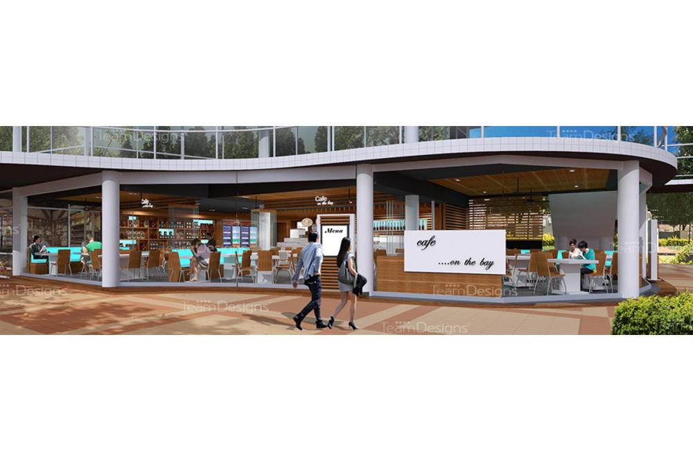 Architect Designed Nelson Bay Cafe, North Coast NSW 010