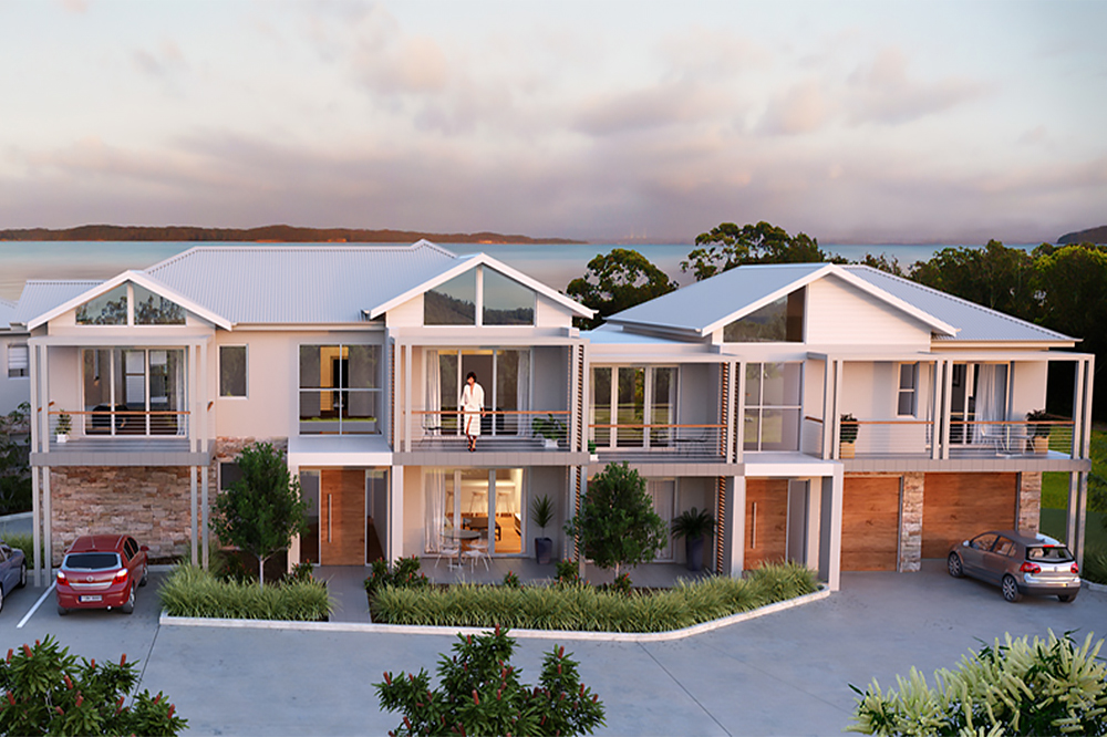 Architects Designed Mixed Use development, North Coast NSW 007