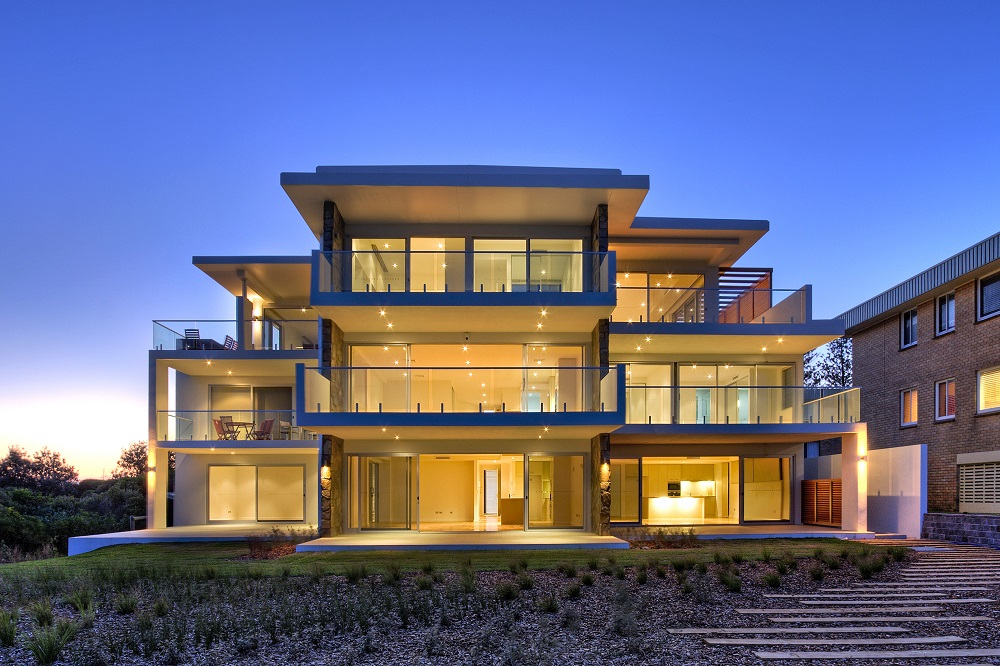 Architecturally Designed Central Coast Apartments 001