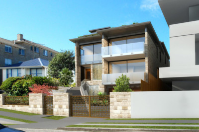 Sydney architect designed house, Water Views, Waterfront, Architect designed, pool, Water feature, sandstone, modern house, contemporary house design