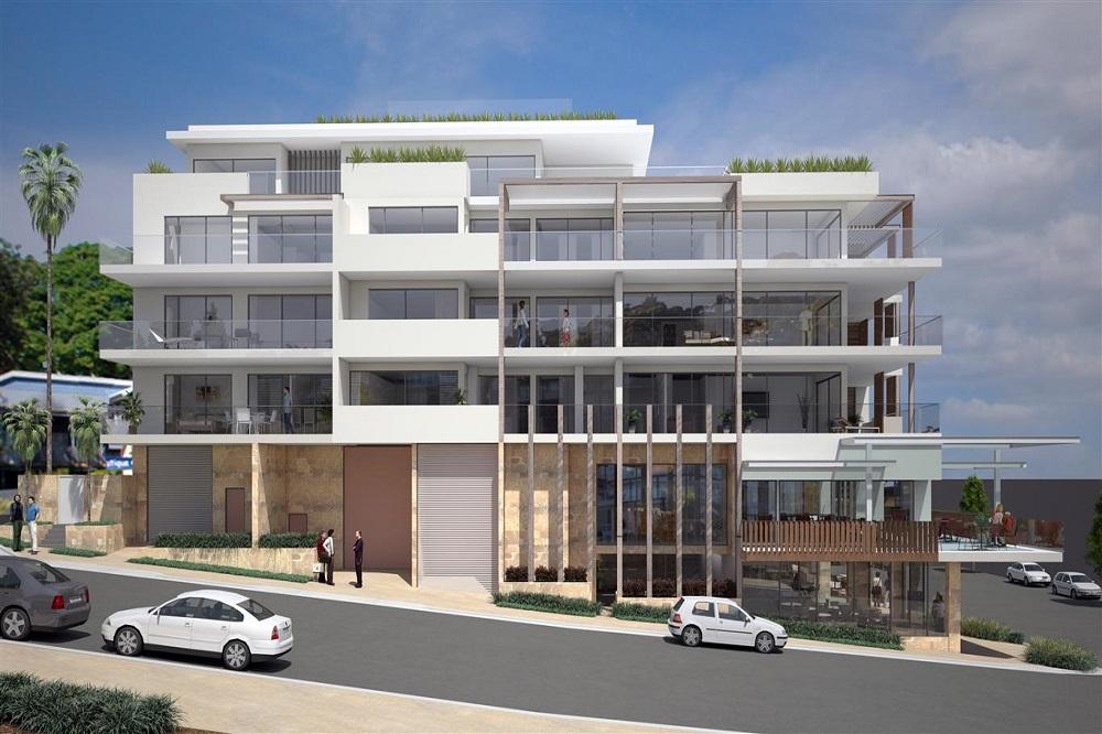 Architect Designed Mixed Use Development Terrigal 004