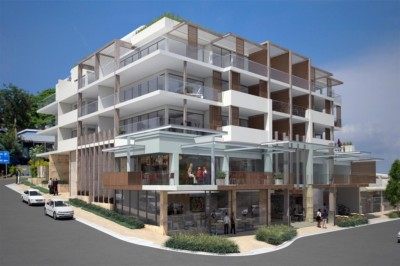 Architect Designed Mixed Use Development Terrigal 006