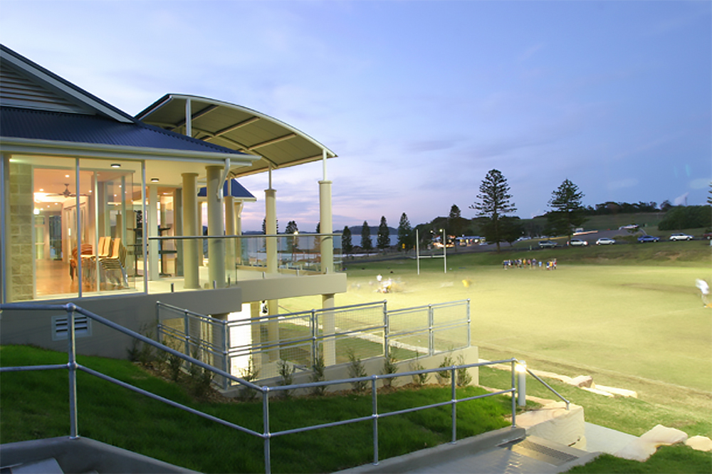 Terrigal Architect Designed Sports Club 008