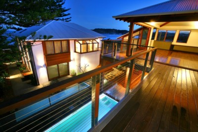 Architect Designed Coast House at North Avoca 001