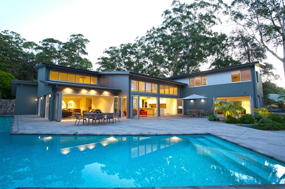 Matcham Rural Architect Designed House 002