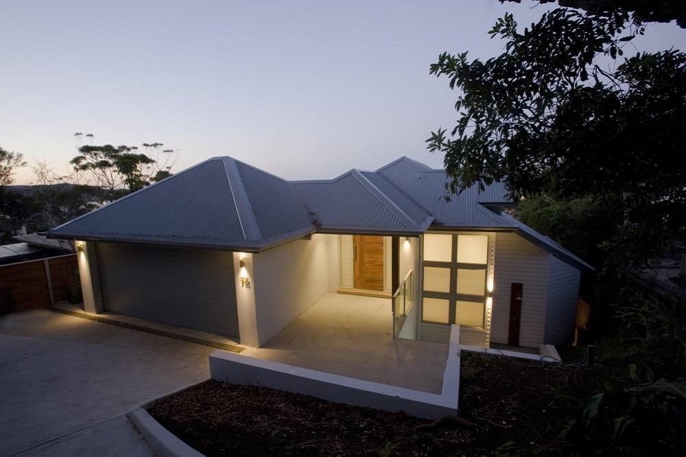 Terrigal Architect Designed House Renovation 005