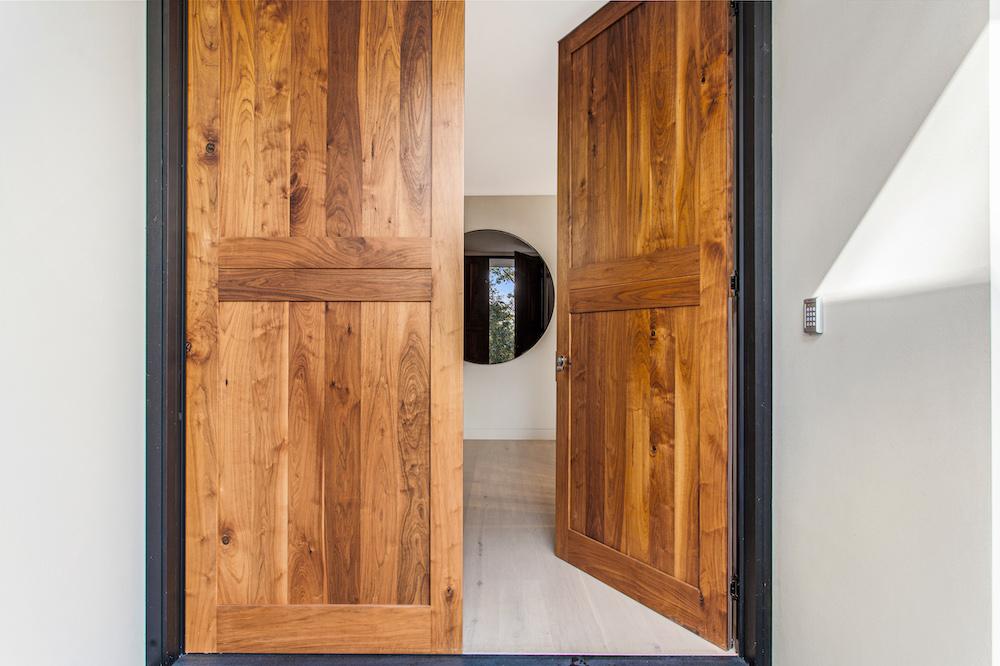 Grand Timber Door - Slater