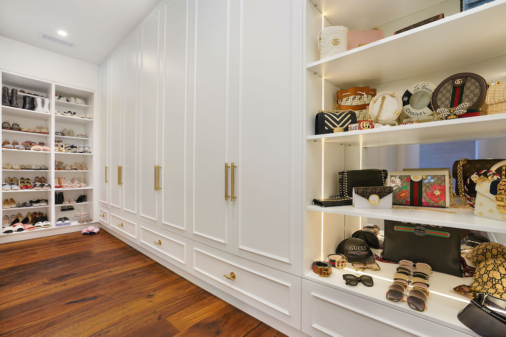 Grand Walk - in Robe Joinery