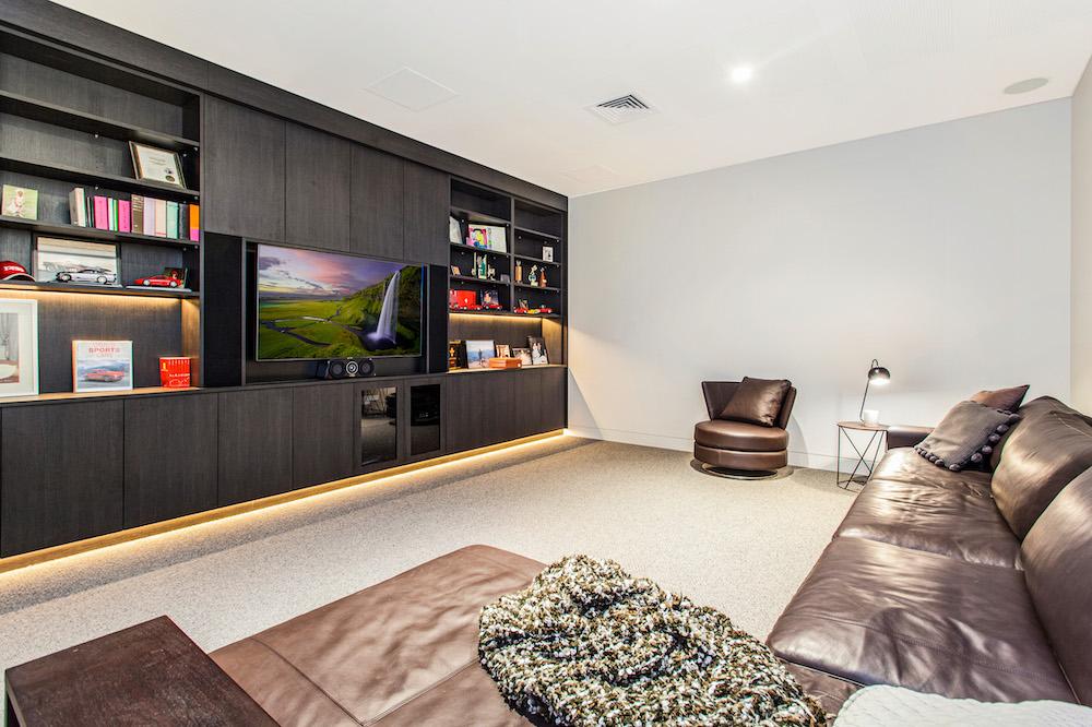 Joinery for Modern Living Room