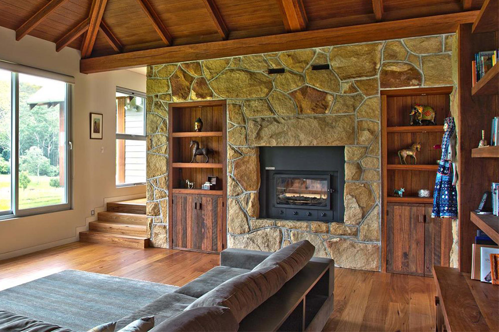 Slater Architects Custom design Fireplaces (1)
