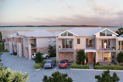 Architects Designed Mixed Use development, North Coast NSW 008
