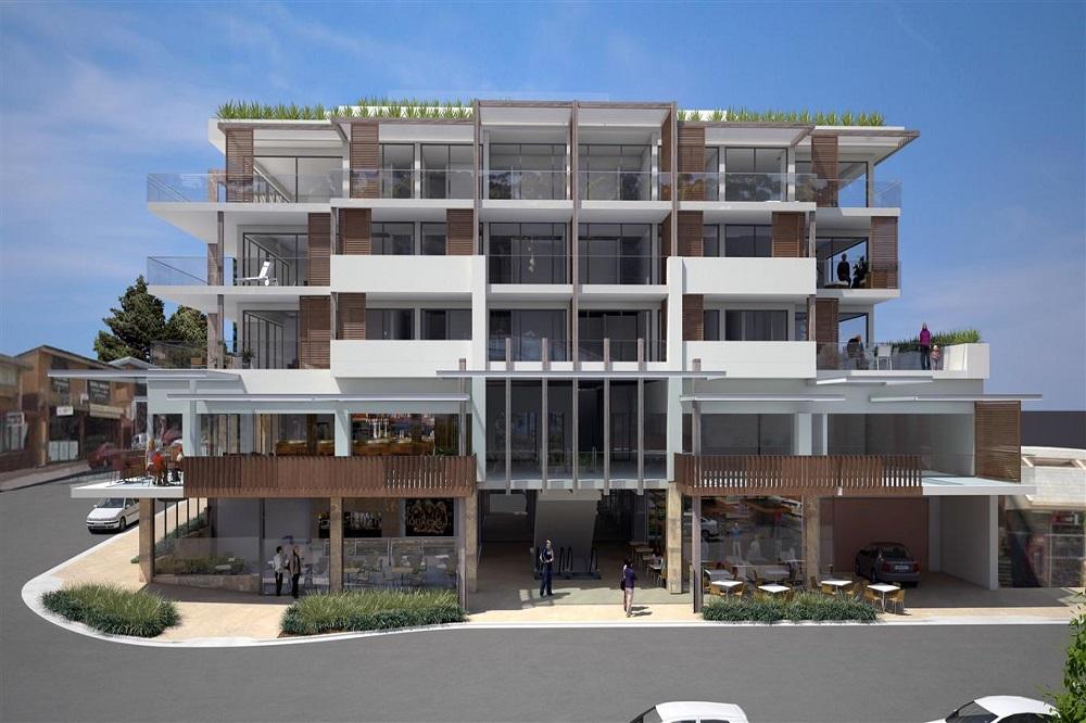Architect Designed Mixed Use Development Terrigal 005