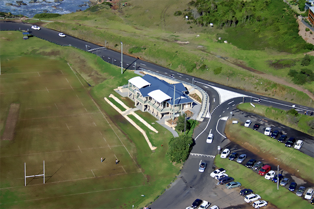 Terrigal Architect Designed Sports Club 012
