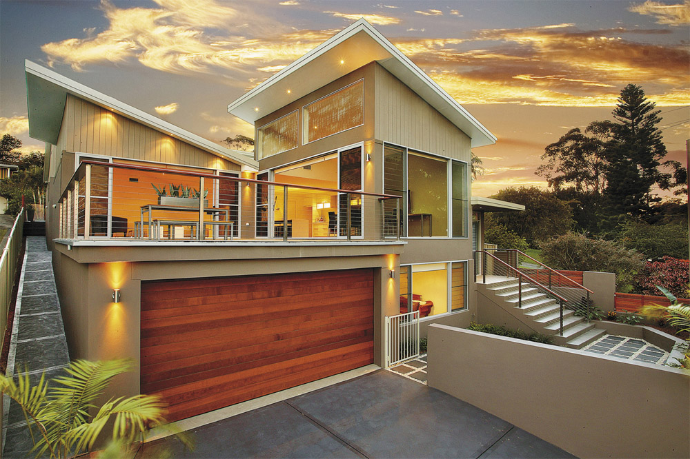 Architecturally design Apartments in Terrigal