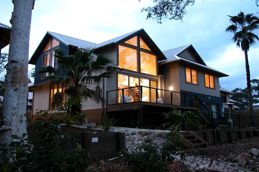 Award Winning Architect Designed Townhouses on Central Coast 002