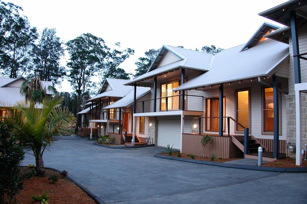 Award Winning Architect Designed Townhouses on Central Coast 004