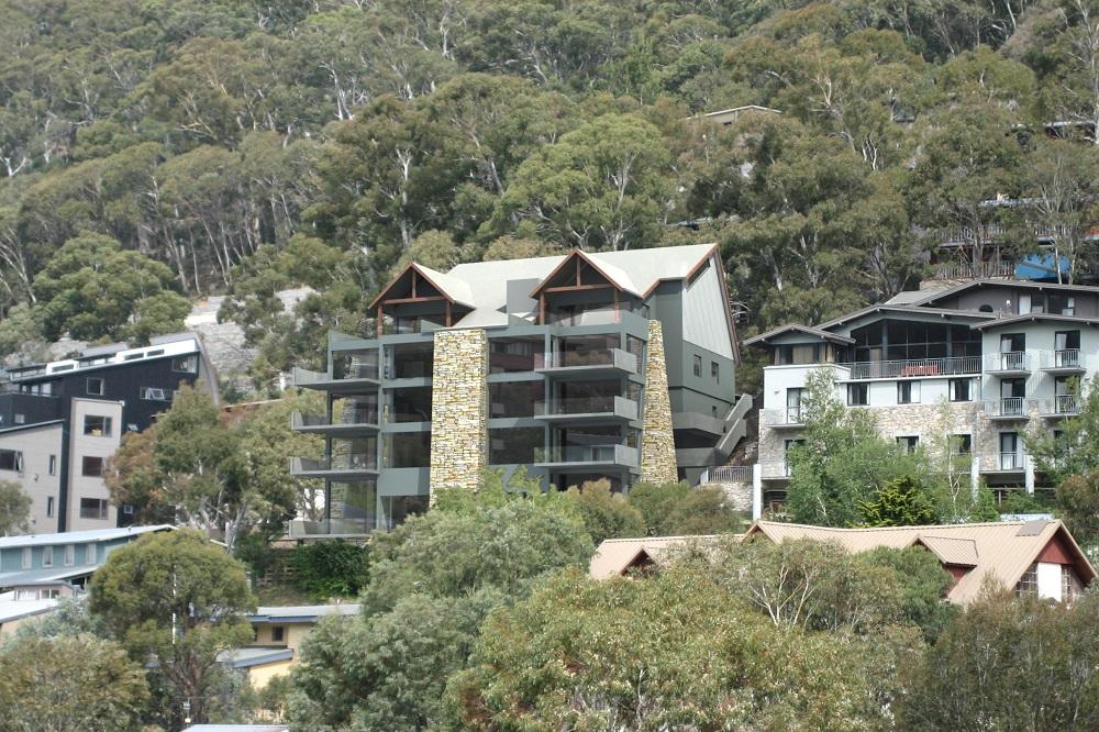 Alpine Lodge Apartments Architect Designed