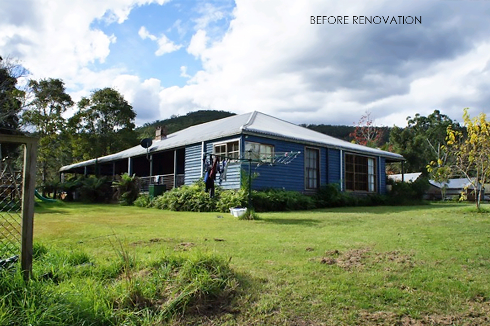 Architectural Renovation Ourimbah Palm Grove House 001