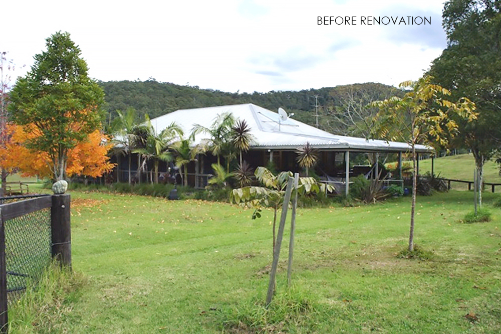 Architectural Renovation Ourimbah Palm Grove House 003