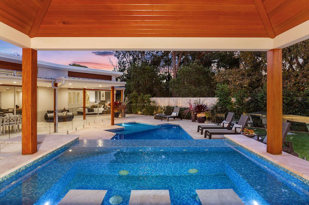 Stunning Backyard - Slater Wamberal House