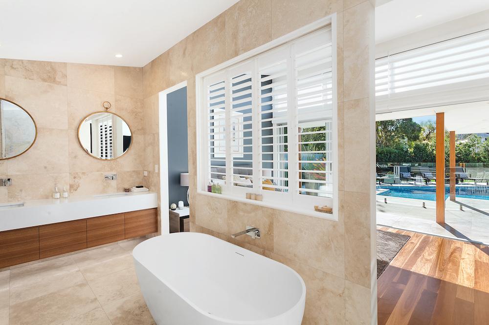 Wamberal House Bathroom