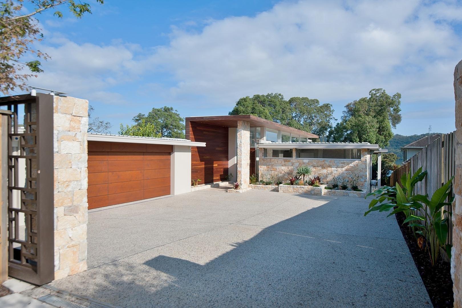 Stone House Design