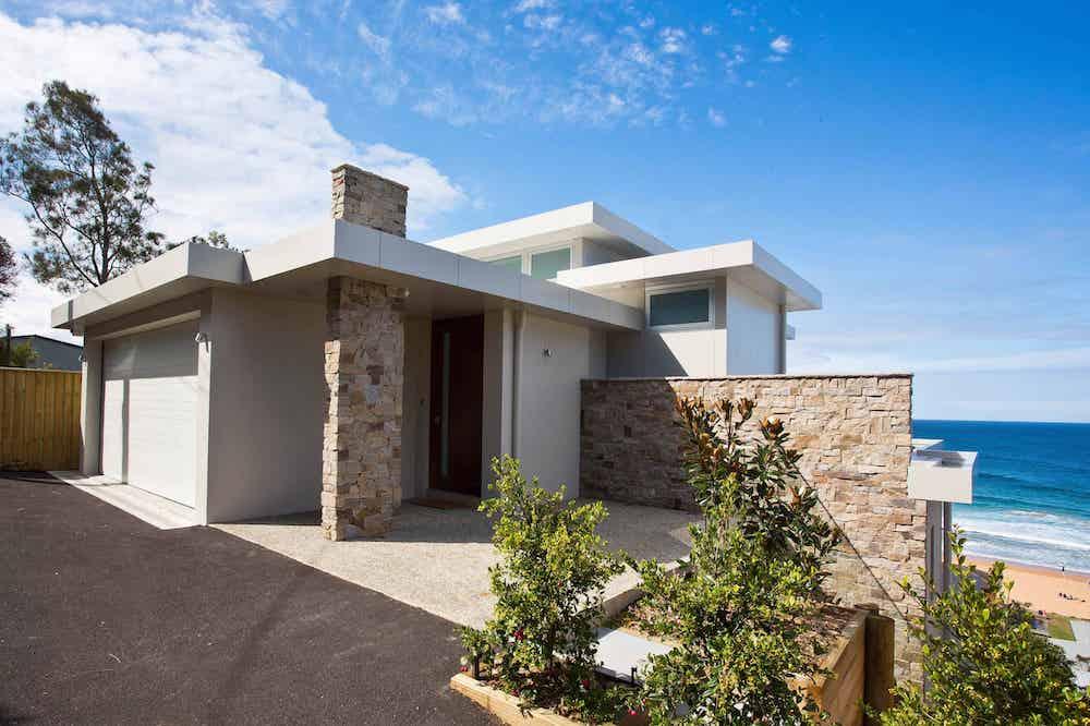 Sloping Block House Designs Upward Downward Split Level Block Designs