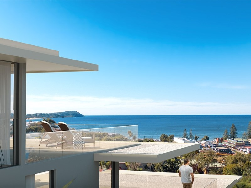 Slater Architect Terrigal Designer Apartments