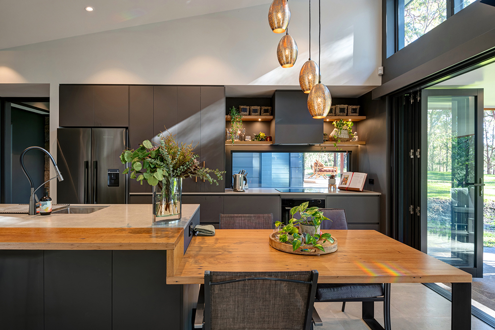 Macmasters Beach House Kitchen