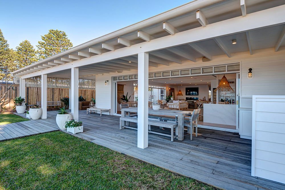 Beachside Area Perfect for Hosting Guests