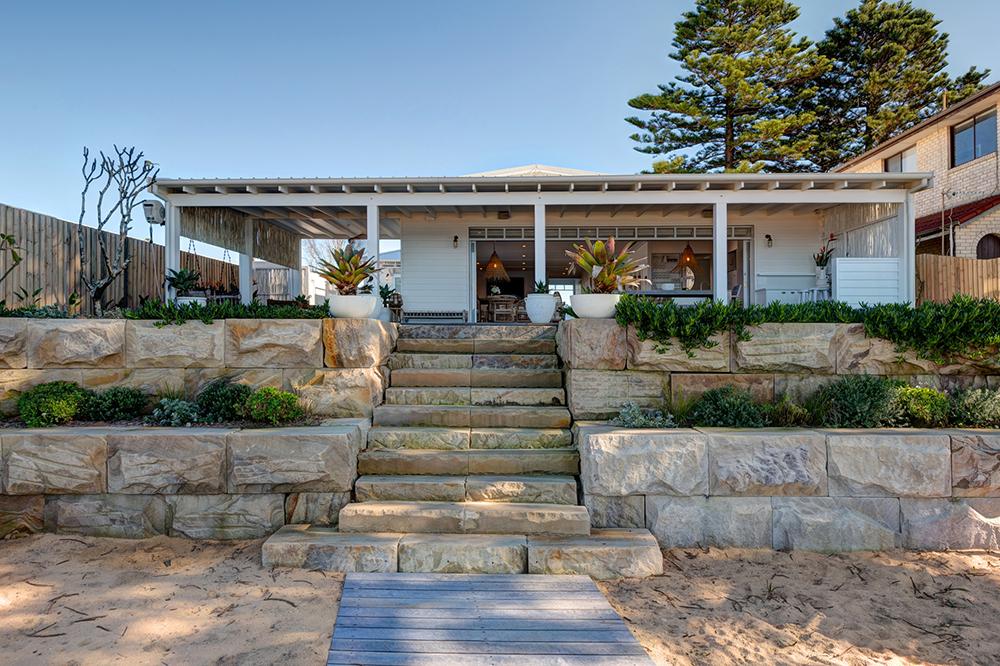 Pacific House Beach Access