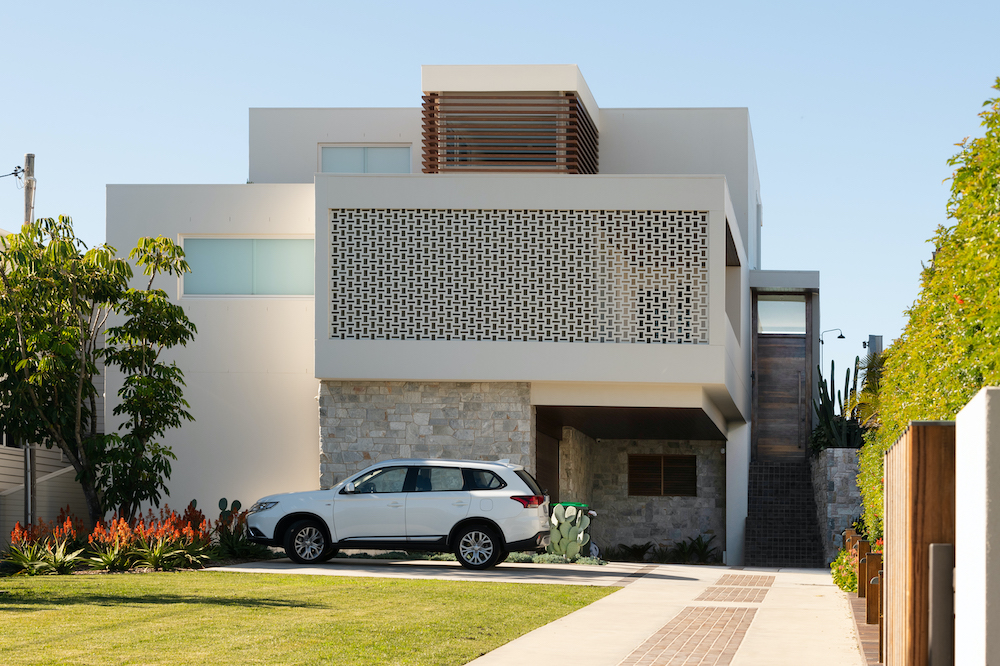 Wamberal Waterview Architecturally Designed House Renovation