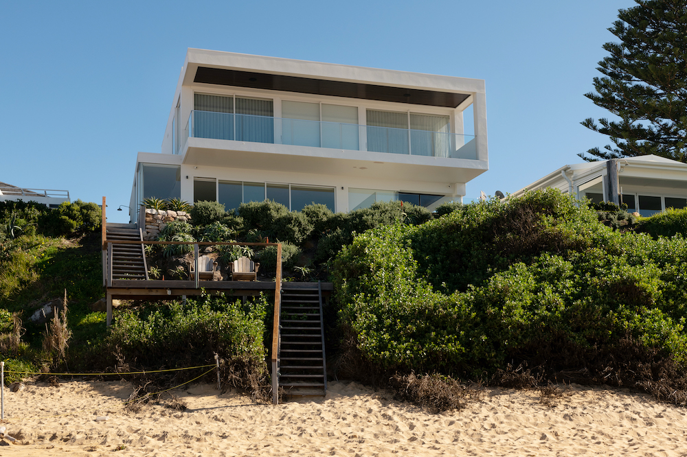 Wamberal Waterview Architecturally Designed House Renovation After Shot