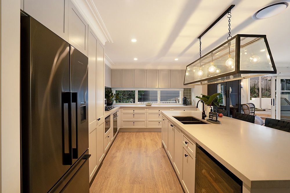 Modern & Spacious Kitchen Area