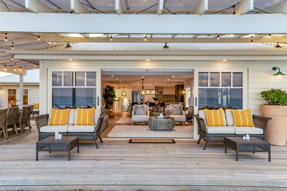 Perfect Space To Relax At The Hamptons House