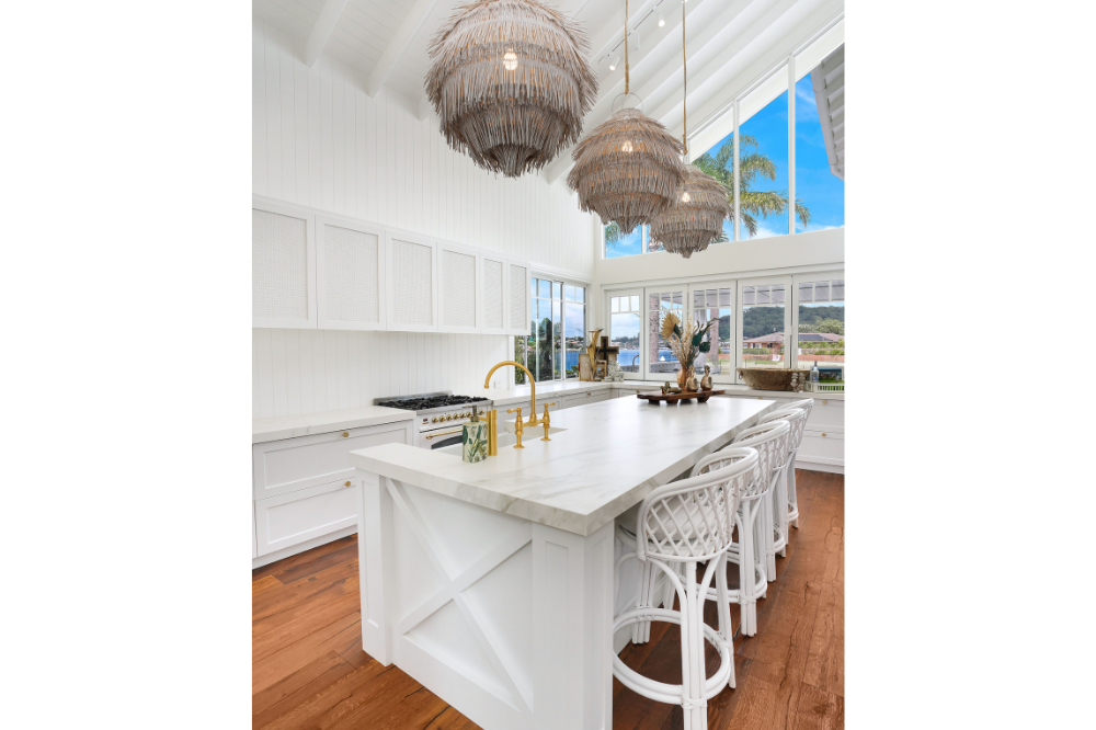 North Avoca Architect Designed Beach House Renovation After Shot 1